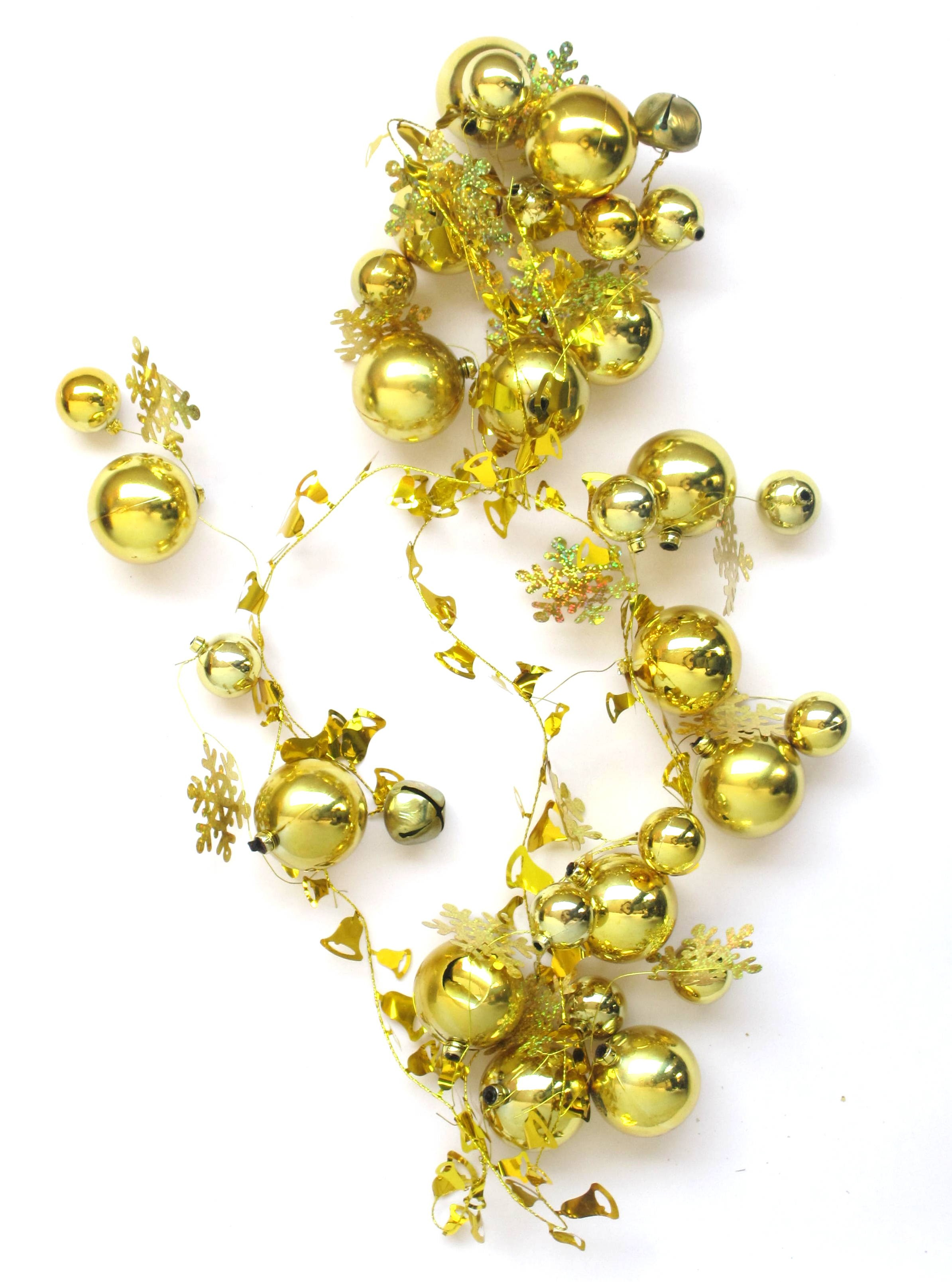 Buy christmas garland online india gold
