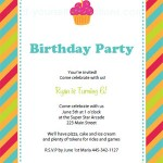 WhatsApp Birthday Invitation Cards