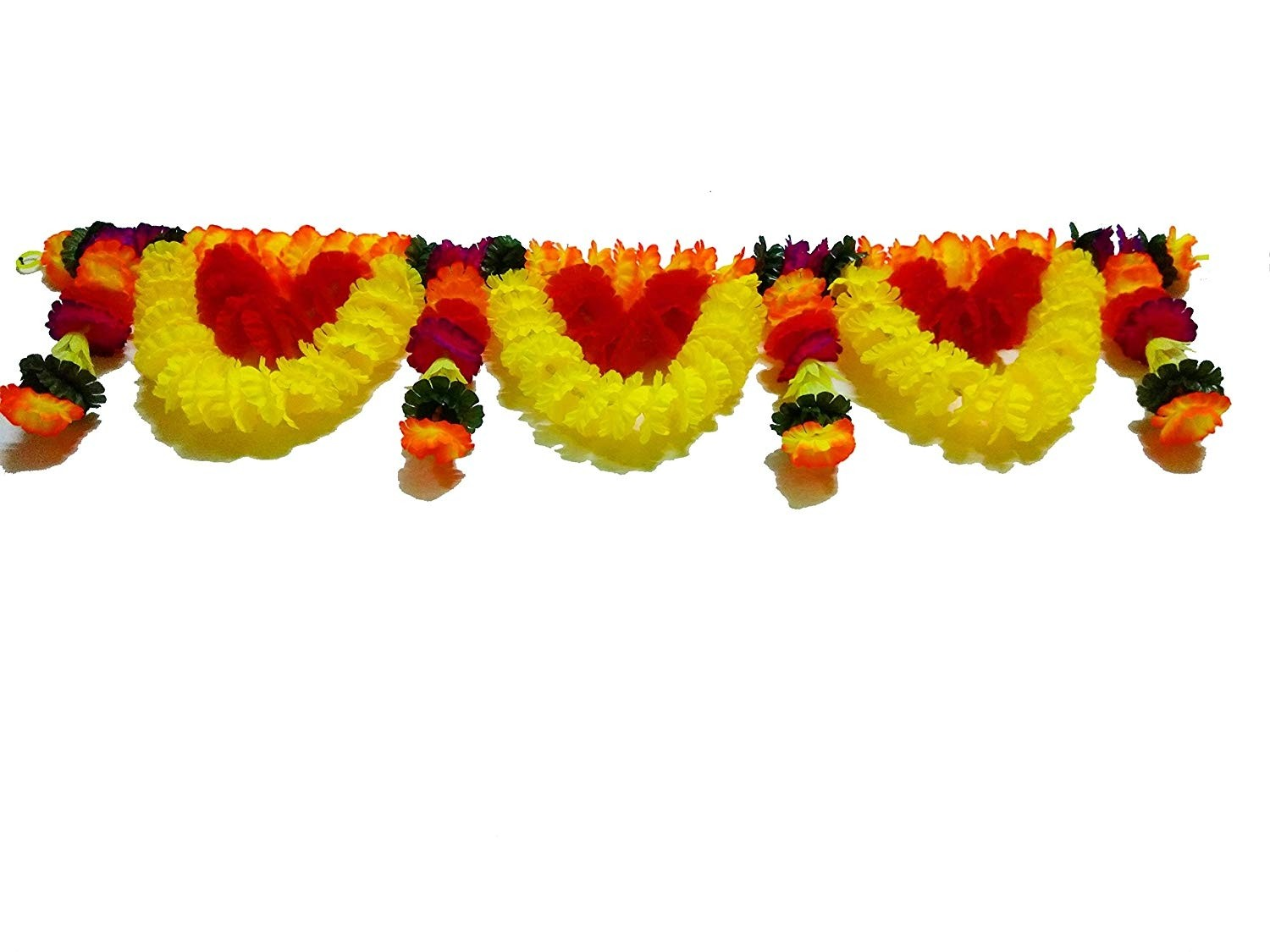 Artificial Flower Toran Garland For Home Decoration For