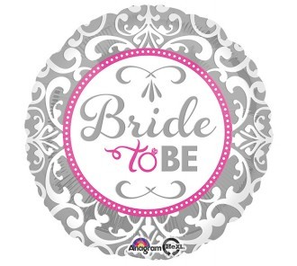 Bride To Be Foil Balloon - 18""