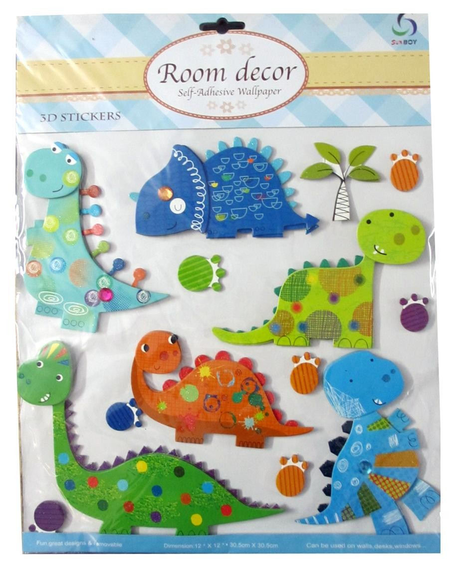 3D Dinosaur theme Wall Decor
