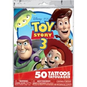 Toy Story Temporary Tattoo