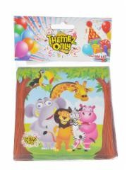 Jungle Party Paper Napkins - Pack of 20