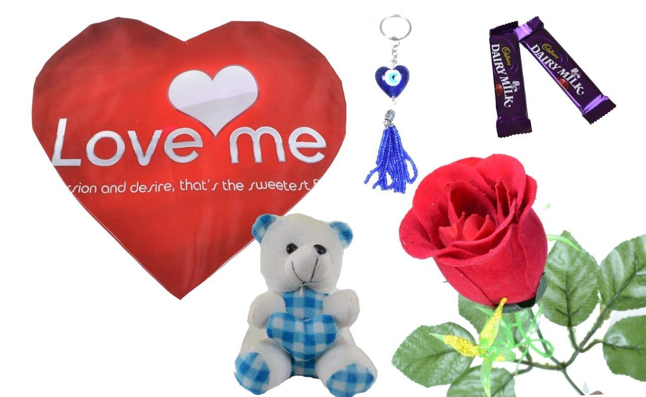 Love Me Valentine Combo (Pack Of 6)