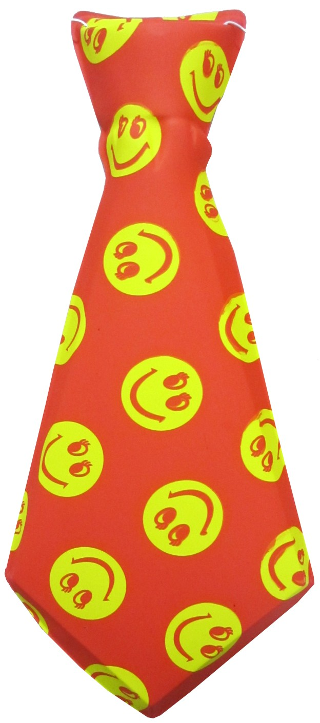 'Smileys All Over' Party Tie