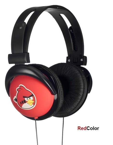 Angry Birds Headphone (Red)