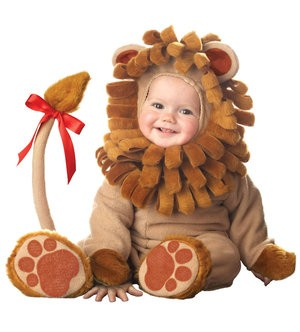 Little Lion Costume for Babies