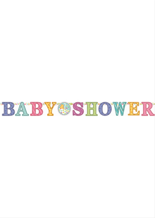 Baby Shower Party Banner Dholdhamaka Com