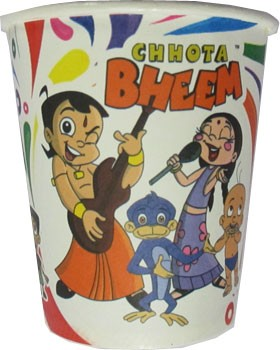 Chhota Bheem Party Cups (Pack of 10)