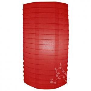 Cylinder Lanterns Hanging (Red)