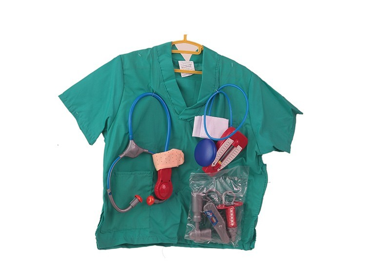 Doctor Costume With Accessories