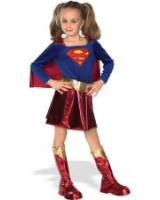 Supergirl Costume For Girls