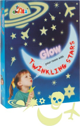 Ceiling Decor - Glow your Room with Stars