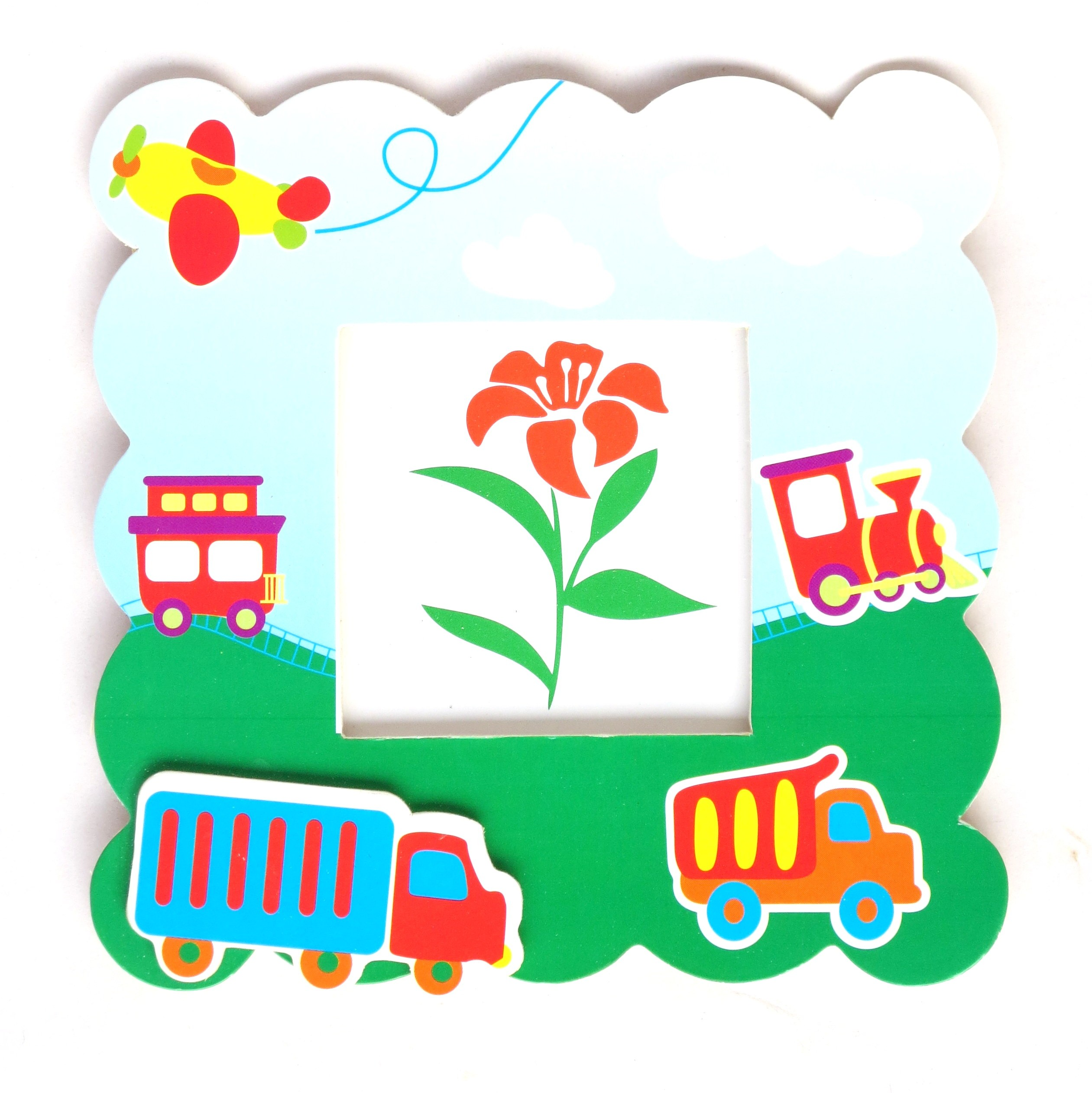Countryside Kids Photo Frame