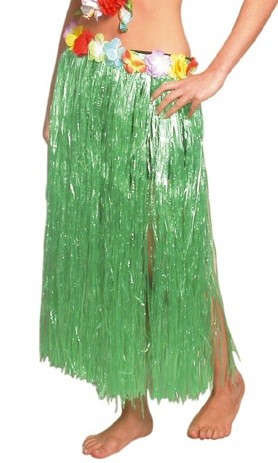 Hula Skirt - Green