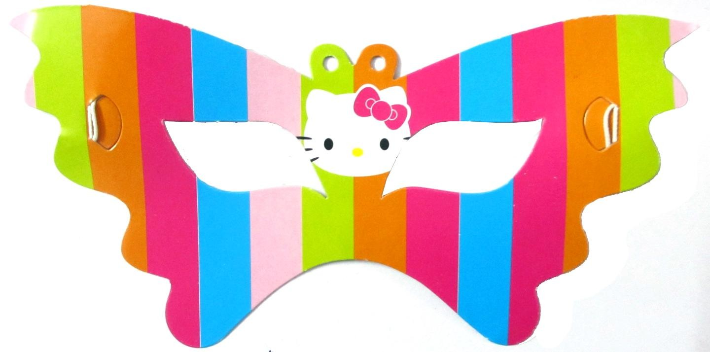 Hello Kitty Paper Eye Mask (Pack of 10)