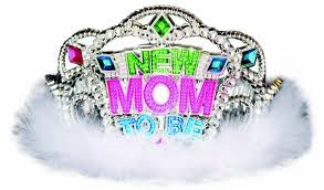Tiara Mom To Be
