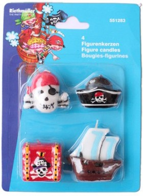 Little Pirates Candles
