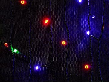 Multicoloured LED Lights