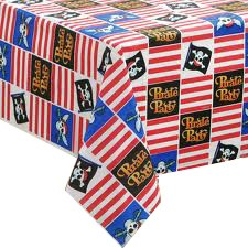 Pirate Party Table Cover
