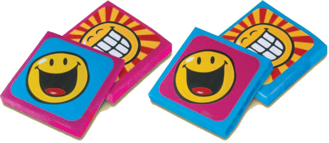 Smiley World Paper Napkins -Pack of 20