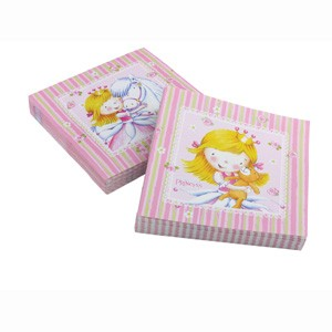 Sweet Little Princess Party Paper Napkins -Pack of 20