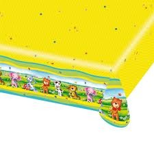 Teddy & Friends Party Table Cover