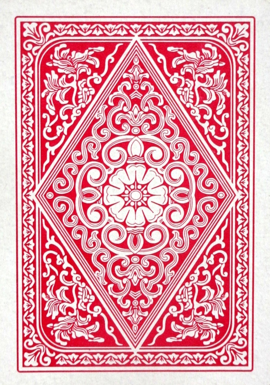 Playing Cards (Design-3)