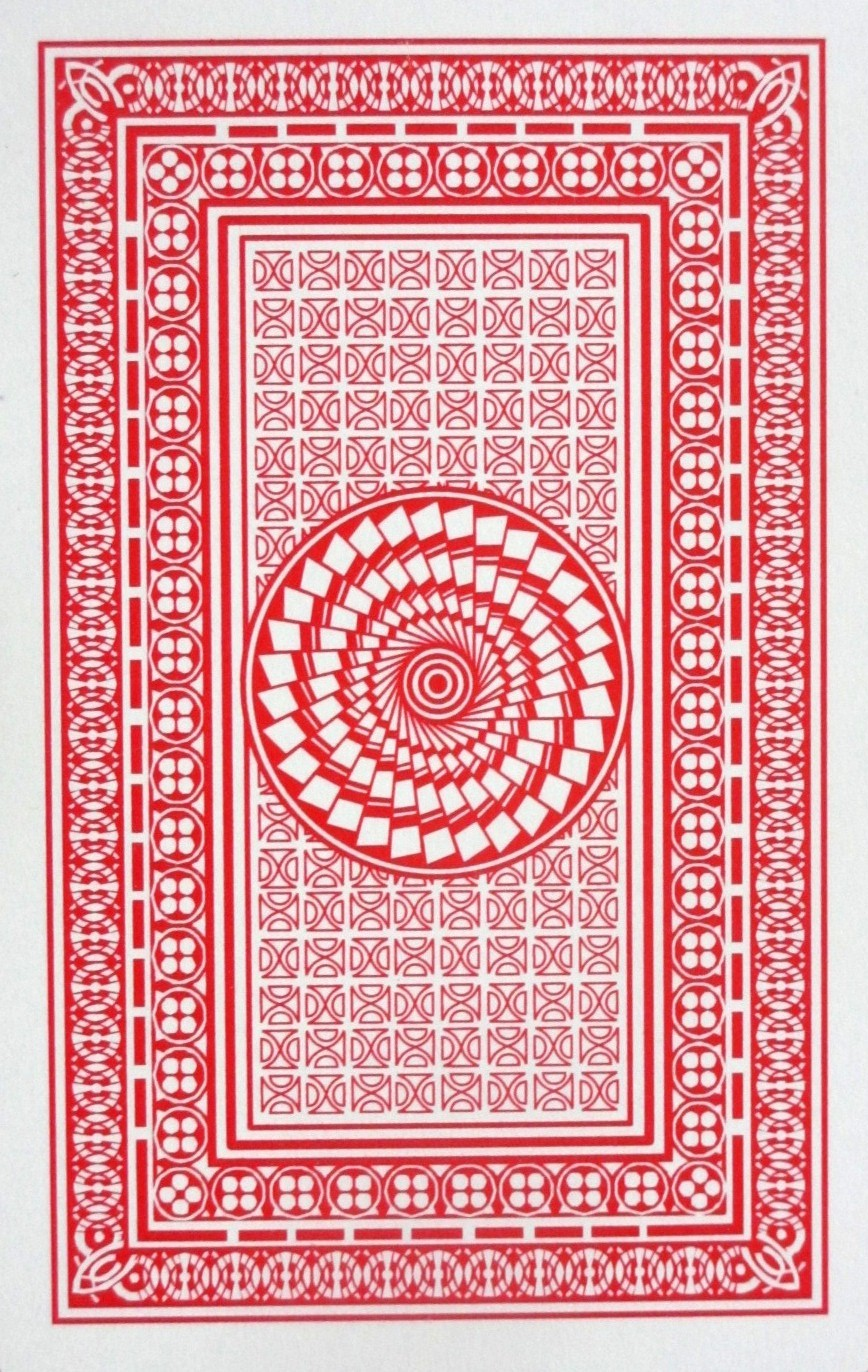 Playing Cards (Design-2)