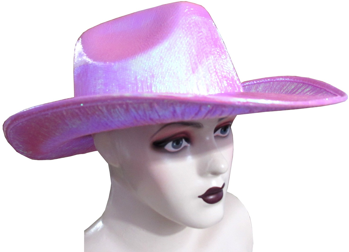 Stylish Pink Party Hats For Women