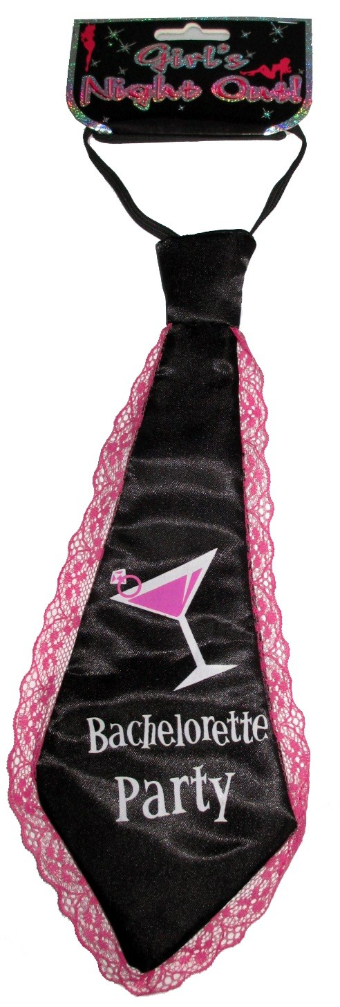 Bachelorette Party Tie