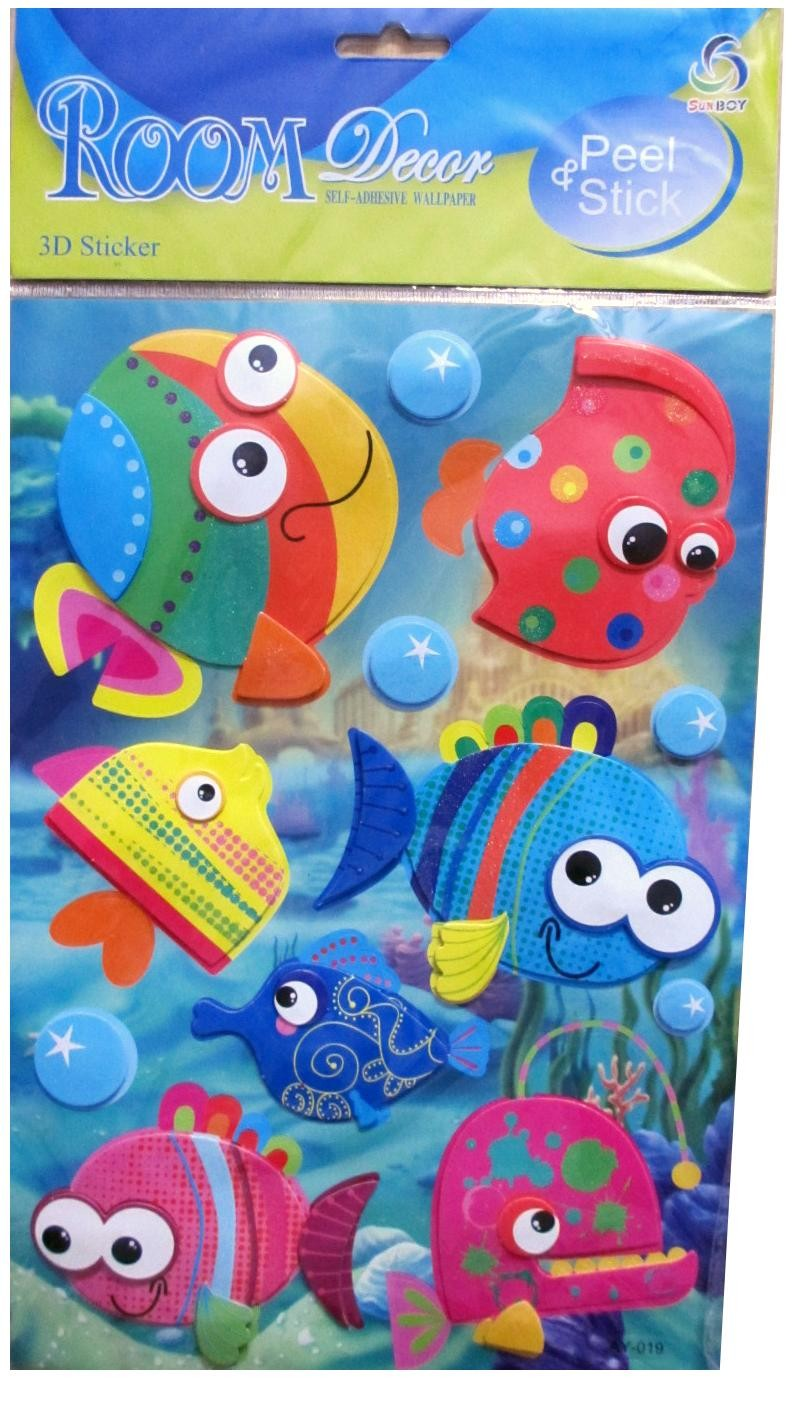 Underwater Theme Wall Decor Underwater Theme Kids Birthday Party