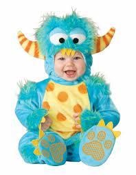Little Monster Costume for Babies