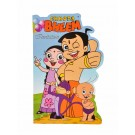 Chhota Bheem Invitation Cards With Envelopes (Pack Of 10)