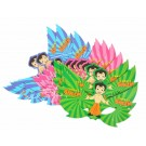 Chhota Bheem Party Paper Eye Mask (Pack Of 10)