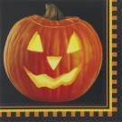 Halloween Pumpkin Party Napkins (Pack of 16)