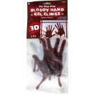 Gel Clings Bloody Hands - Get Bloody Now