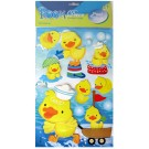 3D Duckling Theme Wall Decor