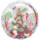 """Tom & Jerry Party Animal Foil Balloon -  18"""""""