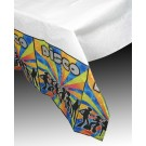 Disco Dancer Paper Table Cover