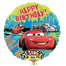 Cars 2 Singing Foil Balloon - 28""