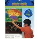 Dinosaur Prehistoric Party Game