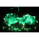 Festive Rice Rope Lights (Green)