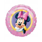Minnie Portrait Foil Balloon - 18""