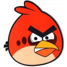 Angry Birds Red Bird Mouse Pad