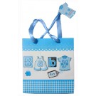 Blue Baby Boy Gift Bag