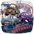 Cars 2 Action Packed Birthday Foil Balloon - 18""
