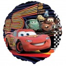 Cars 2 Lightning Mc Queen Foil Balloon - 18""