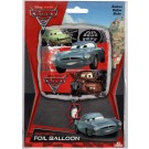 Cars 2 Square Foil Balloon - 18""