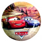 Cars Dinner Paper Plates 9 inch - Pack of 10